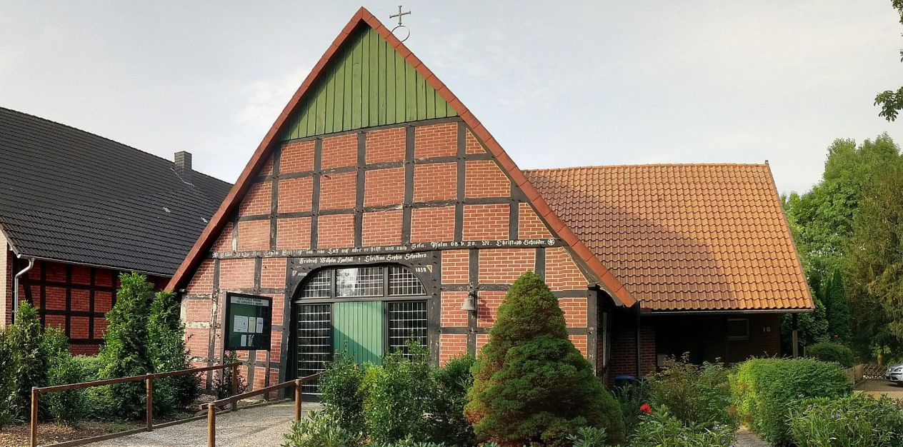 Die Kapelle in Windheim